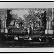 town hall show curtain